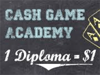 Cash Game Academy