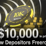 New Depositors Freerolls