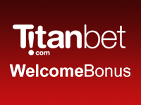 Titan Bet Welcome Bonus