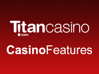 Titan Casino Features