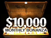 Titan Poker $10,000 Monthly Bonanza