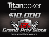 Titan Poker Grand Prix Slots