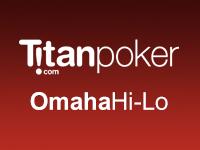 Titan Poker Omaha Hi/Lo