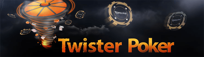Titan Poker Twister Poker