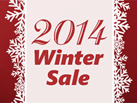 Titan Poker Winter Sale 2014